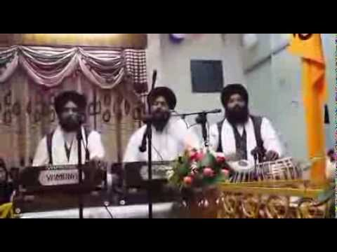 Bhai Karnail Singh Hazoori Ragi - Gurdwara Sahib Shanghai, China