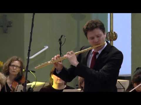 Mozart - Concerto for Flute and Orchestra G-dur K 313 Karl-Heinz Schütz