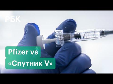 Вакцины от коронавируса Pfizer и «Спутник V» — что лучше и как они работают?