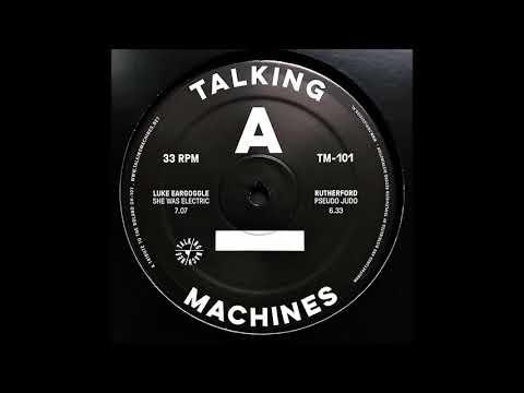Rutherford - Pseudo Judo ( Various - TM-101 ) ( Talking Machines Records 2018 )