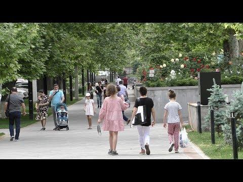 Yerevan, 28.05.20, Th, Bulvaric Minchev Mashtots + Amiryan, Or 71, Video-2.