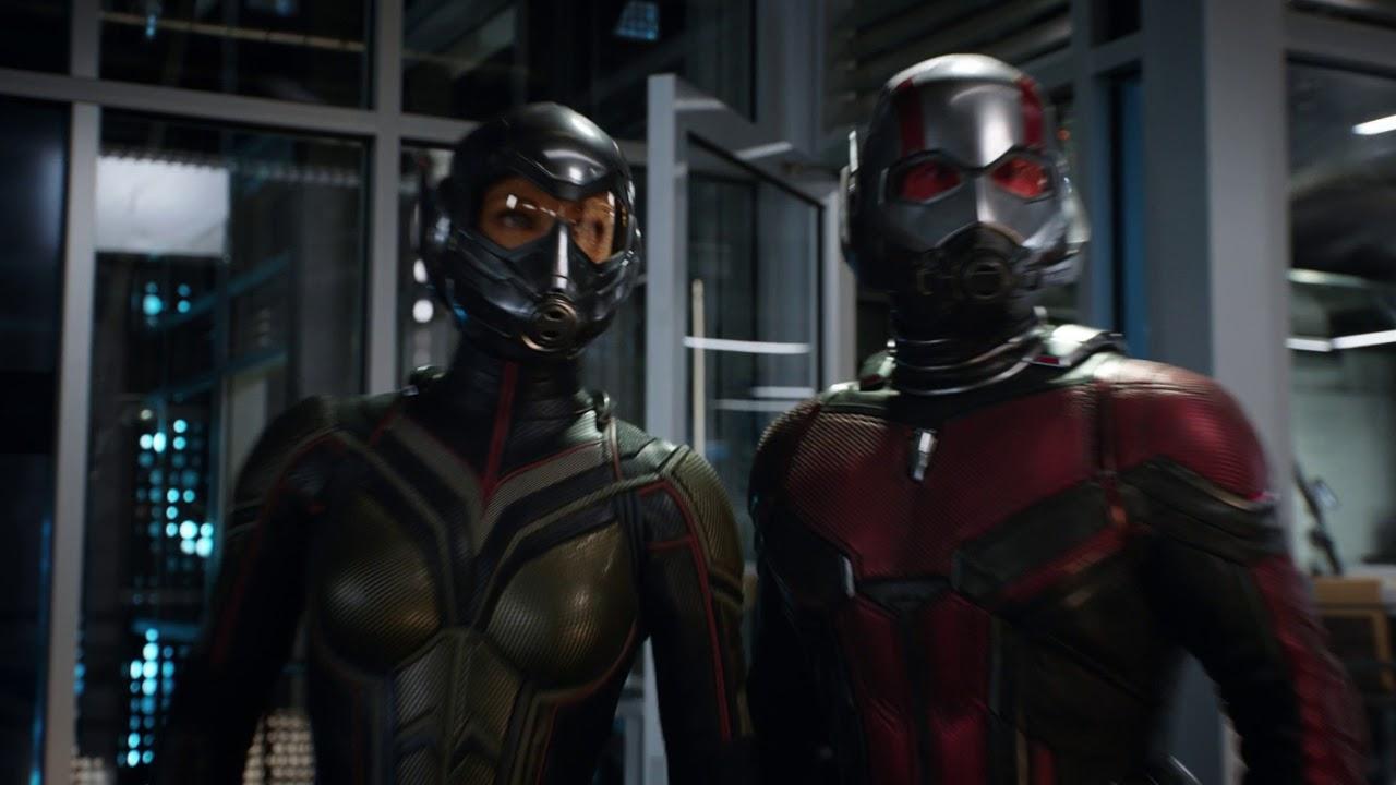אנטמן והצרעה טריילר רשמי | Ant-man and the wasp Official trailer