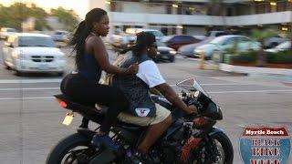 black bike week 2015 myrtle beach south carolina best video