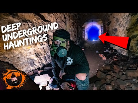 Deep Underground In The Haunted Mines (TOMYKNOCKERS RUN WILD)