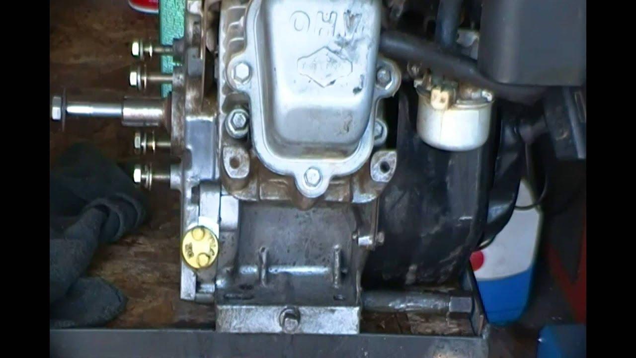 Oil Leak Fixed