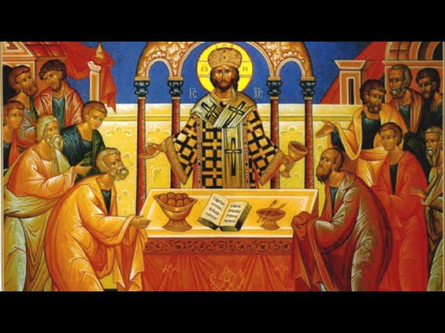Pre-Sanctified Liturgy for Holy Tuesday, April 7, 2020