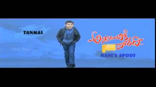 Attarintiki Daredi Spoof By Nani Krish