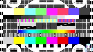 Эффект сломанного телевизора 1280х720 хорошее качество