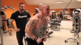 Miha Zupan: Trening za hrbet in biceps