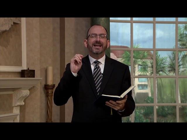 Dr. Baruch Korman - Efesios Capítulo 2 Parte 1 (Español)