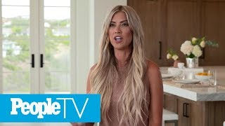 christina el moussa people now interview 2017