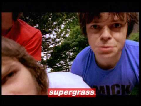 Supergrass wins British Newcomer presented by Robbie Williams | BRIT Awards 1996