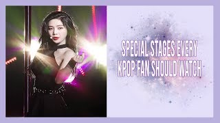 Download Special Stages Every Kpop Fan Should Watch Mp3 and Videos
