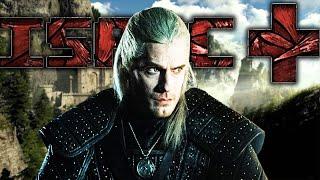 Geralt - wiedźmin, który został Isaaciem (The binding of Isaac: Afterbirth+ MODS)