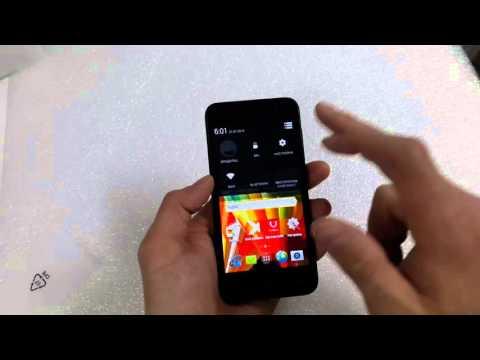 Texet Смартфон X-style/TM-4515