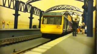 Hornby Class 142 Northern Rail Pacer Legomanbiffo DCC Sound: Mini-movie