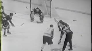1969 Toronto vs Philadelphia Orig  part game