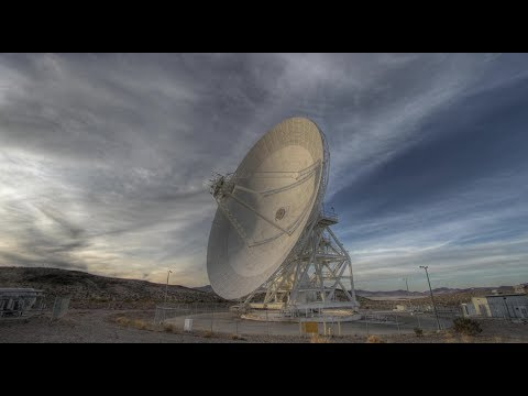 Deep Space Network: A Discussion on NASA's Vital Lifeline to Spacecraft (live public talk)