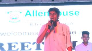 Glimpse of Mr & Ms Fresher in Reeth 16 - Allenhouse Group of Colleges Part-1