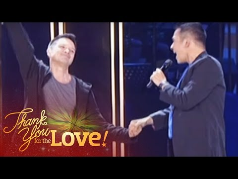 Gary V, Bamboo sing OPM hits at the ABS-CBN Christmas Special 2015