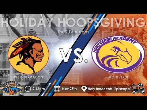 2017 Holiday Hoopsgiving: Westside (GA) vs. Montverde (FL) - (RJ Barrett vs. Khavon Moore)