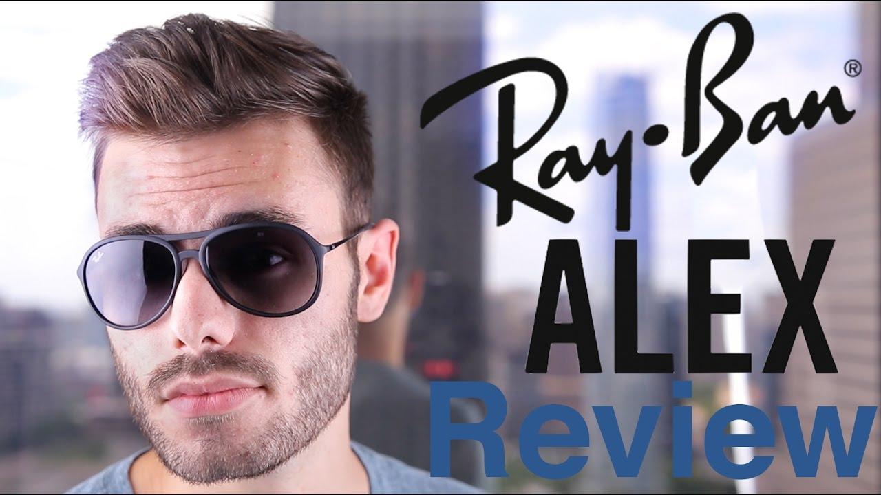 ray ban modele alex