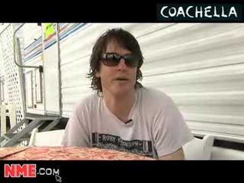 NME Video: Spiritualized in interview at Coachella 2008