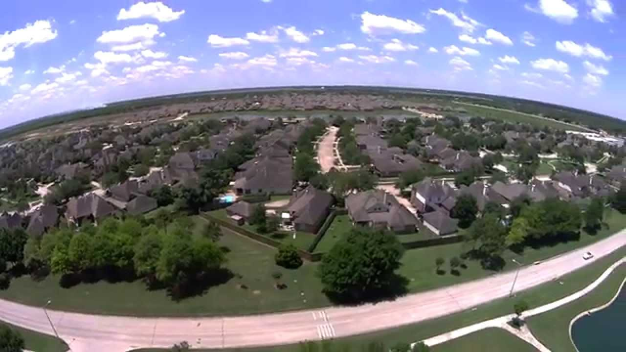 Westover Park League CityTX View From The Sky