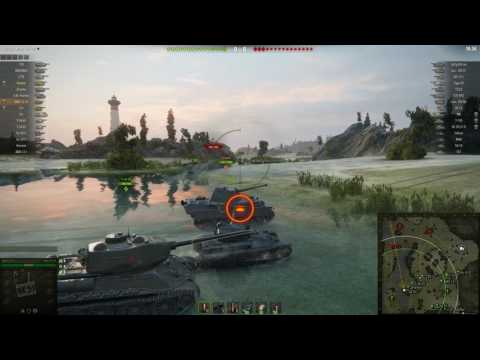 World of tanks - Trio Platoon (penta kill)
