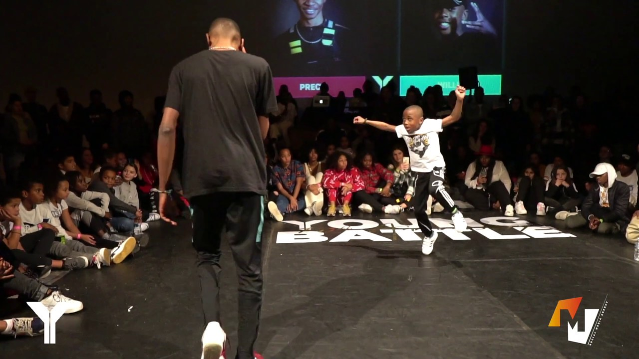 Download Willis VS Precy - Final Young Battle 2019 - 1vs1 AFRO