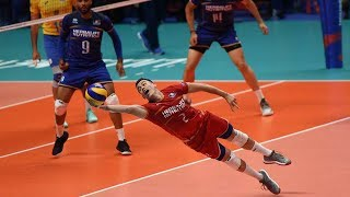 Top 20 Best Libero Saves In Volleyball History Hd