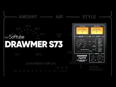 Softube Drawmer S7 Intelligent Master Processor