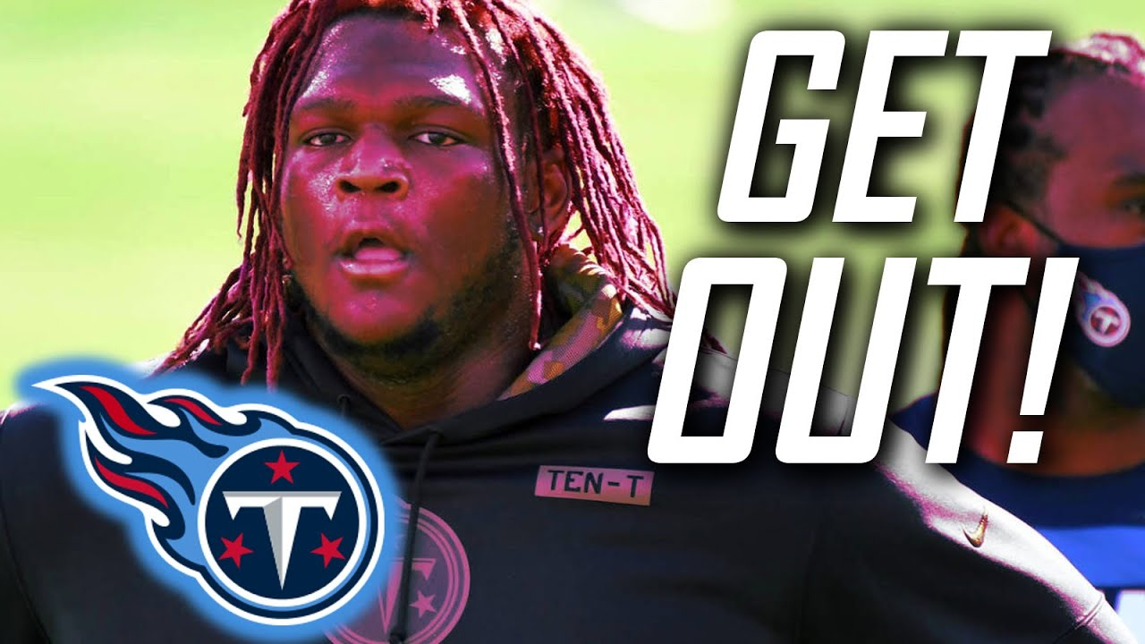 You're done with Tennessee Titans? Isaiah Wilson, who do you ...