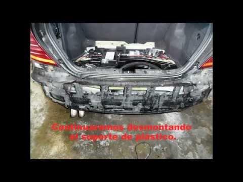 Remove Rear Bumper Mercedes C220 Youtube