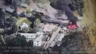 Indian Army Surgical Strike Leaked Video