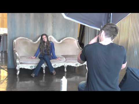 Ashley Tesoro Modeling Shoot 1080p HD