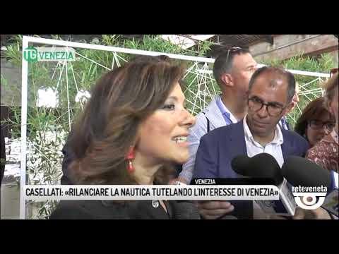 TG VENEZIA (19/06/2019) - CASELLATI: «RILANCIARE ...