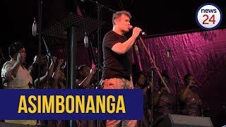 WATCH: Johnny Clegg explains the meaning behind Asimbonanga