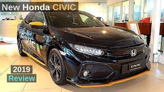 New Honda Civic 2019 Review Interior Exterior