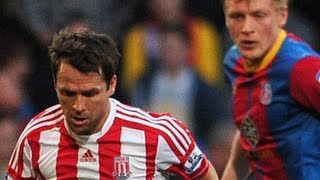 Crystal Palace 0-0 Stoke City | The FA Cup 3rd Round 2013