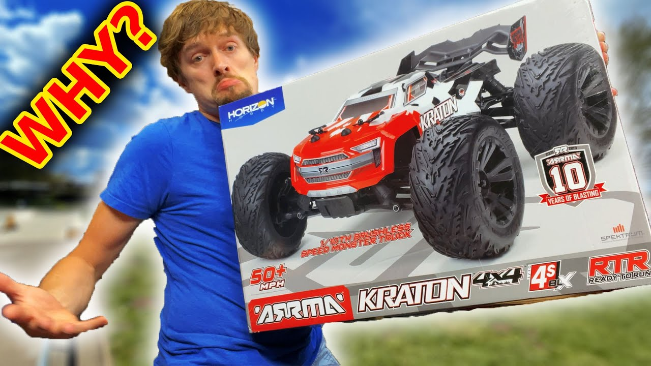 The RC Car you can't buy