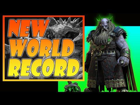NEW WORLD RECORD IN CLAN BOSS | Raid Shadow Legends