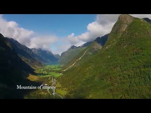 Destination Briksdal - The famous glacier in Fjord Norway