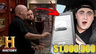 I Brought My 100K YouTube Play Button To Pawn Stars, You Wouldn