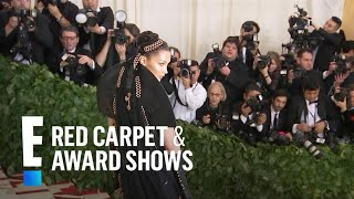 Bella Hadid & David Foster Reunite at 2018 Met Gala | E! Live from the Red Carpet