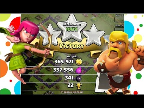Tips Agar Mendapat Loot Besar dan Mudah di Clash of Clans