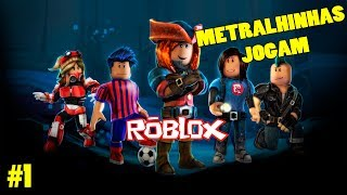 ROBLOX XBOX ONE-[METRALHINHAS] #1 MY CHILDREN PLAYING NEW SERIE. [EN-BR]