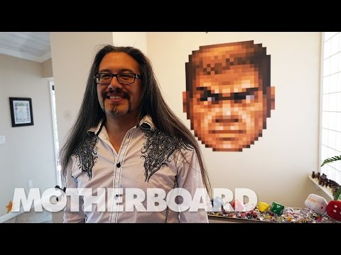 Meet John Romero: One of the Godfathers of the First-Person Shooter