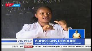 Form One Admissions Deadline set for the 11th of January 2019, are they ready?
