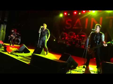 Saint Asonia – Blow Me Wide Open (live at St. Petersburg, Russia 22.11.2015)